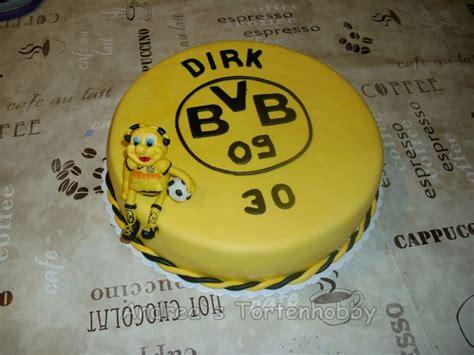 fussball le soccer cake bvb fu 223 torte my faves