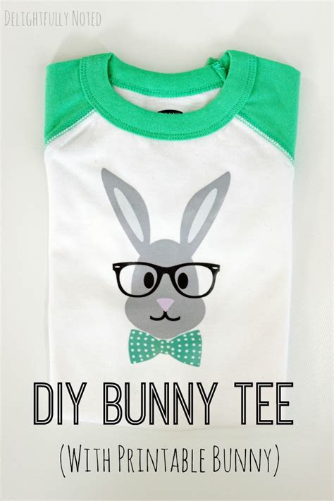 free printable iron on images diy hipster bunny tee with free printable iron on bunny