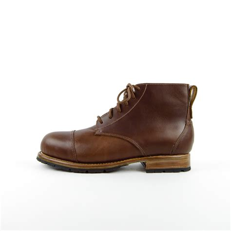mercer boot brown cord shoes and boots