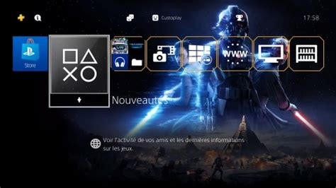 themes ps4 star wars star wars battlefront ii t 233 l 233 charger un th 232 me ps4
