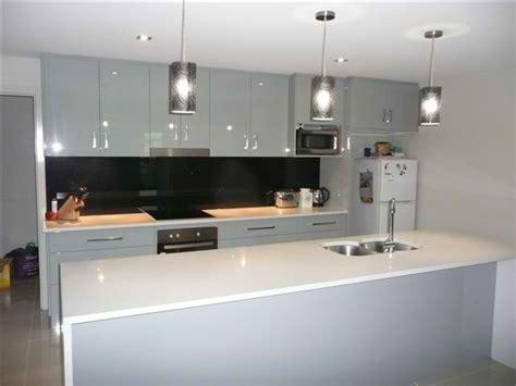 Galley Kitchens Brisbane Custom Cabinets Renovation
