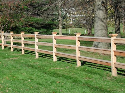 country fence styles split rail wood fence gates fencing ideas
