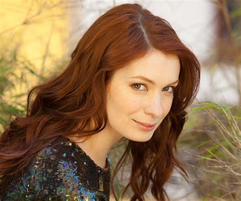 what is felicia days natural hair color felicia day issues a geek call to arms wired