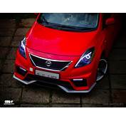 Modified Nissan Sunny India – ModifiedX
