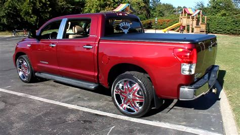 maserati truck on 24s tundra on 24 diablo elite rims doovi