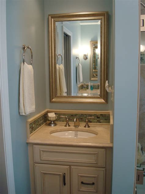 bathroom mirror and modern ceiling lights for small