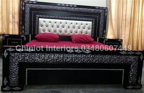 New Bed Design 2017 In Pakistan королевский Poshish деревянная кровать комплект кровати Id