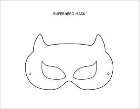 Mask Template Pdf sle mask 6 documents in psd pdf vector
