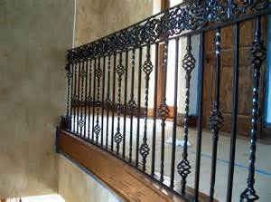 Iron Banisters And Railings by Wrought Iron Stair Railing