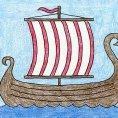 how to draw a greek boat how to draw a realistic bald eagle head art for kids hub