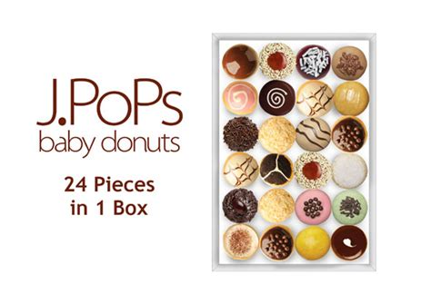 Coffe J Co j co donuts coffe j pops baby donuts