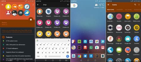 freitag hülle redox icon pack und krix icon pack f 195 188 r android kostenlos