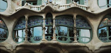 architekt barcelona architektur in barcelona foto bild europe