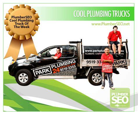 Cool Plumbing by Cool Plumbing Trucks Congratulations To Park Plumbing