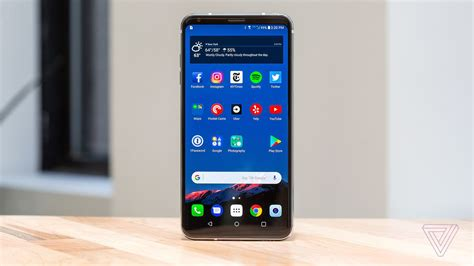 Lg V30 Plus Blue lg v30 review groundbreaking phone with a deal breaking