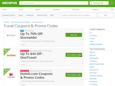 travel promotion codes cash coupon code for srs travels cyber monday deals on