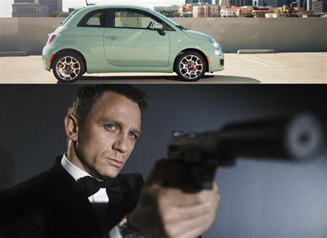 film james bond yang baru gusur aston martin james bond diisukan akan memiloti fiat