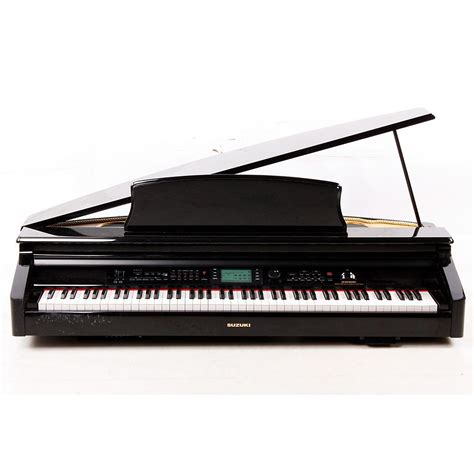 Suzuki Digital Grand Piano Used Suzuki Mdg200 Micro Grand Digital Piano Black