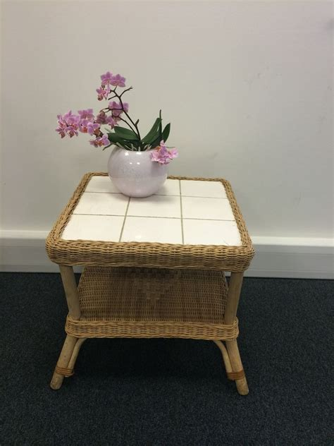 White Wicker Coffee Table Uk by Secondhand Pub Equipment Garden Furniture Wicker