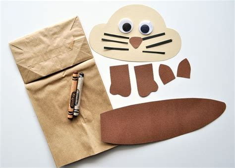 Brown Paper Bag Crafts For Preschoolers - the world s catalog of ideas