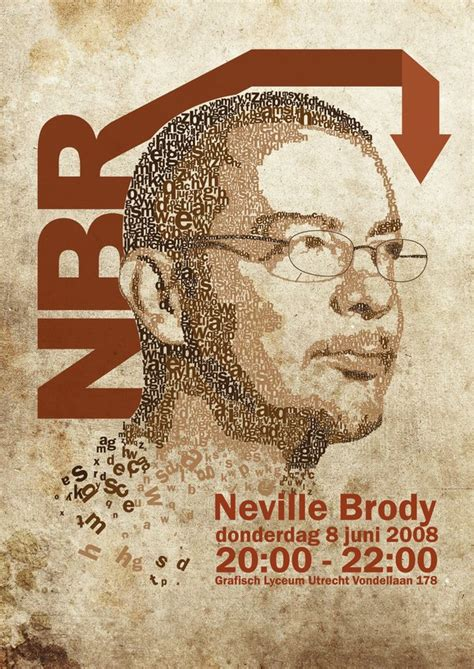 Neville Brody Research Paper Writing by The Influences On The Work Of Neville Brody Essay