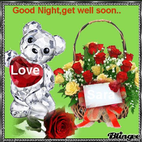 good night get well soon picture 126013186 blingee com