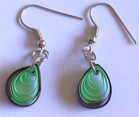google images jewelry paper quilled earrings google search jewelry pinterest