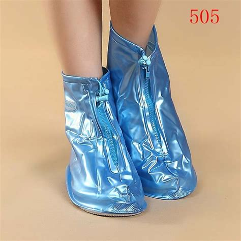 non slip high heels waterproof non slip boots overshoes high