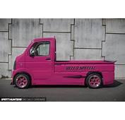 Hello Special Suzuki Carry Kei Drift Truck Pickup Race