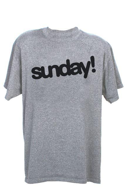 T Shirt Sunday sunday t shirts now available sunday bikes