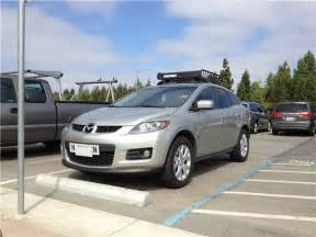 2007 2012 mazda cx7 roof rack used no longer available