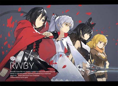 rwby official anthology vol 1 like roses rwby chibiotaku010
