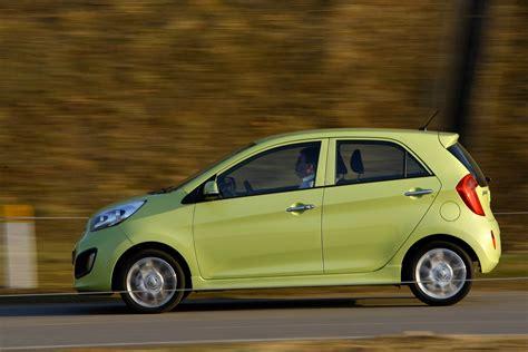 Kia Picanto Performance Kia Picanto Hatchback 2011 Driving Performance