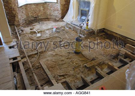 buying a house with dry rot house repairs after finding d and dry rot infected joists and stock photo royalty free