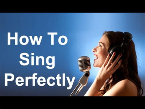 how to sing better fast how to sing better eliot journal