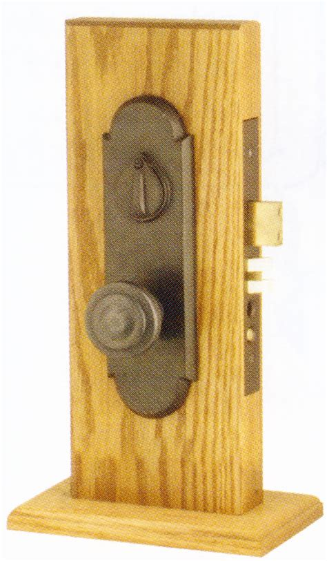 Mortise Door Hardware by Emtek Door Hardware Emtek Cheyenne Mortise Sideplate Locks