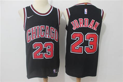 Kaos 23 Jersey Black new bulls 23 michael black authentic jersey cheap sale