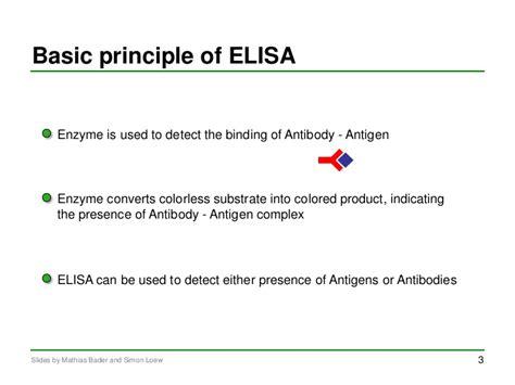 testo elisa elisa test enzyme linked immunosorbent assay