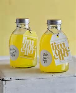 Lemon Favors by Beautiful Bridal Diy Limoncello Wedding Favors
