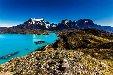mirador las torres trekking mirador c 243 ndor en torres del paine patagonia sur