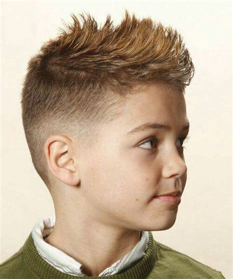 Boys Hairstyles Pictures by Boy S Haircut S Haircuts Haircuts Boy