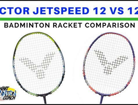 Raket Jetspeed 12 the badminton serve part 1 paul stewart