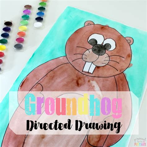 groundhog day that step groundhog day directed drawing proud to be primary