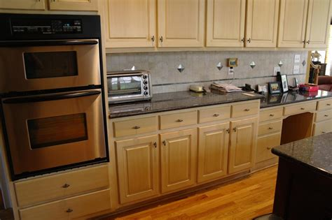 Kitchen Cabinet Resurfacing by Steps Resurfacing Kitchen Cabinets