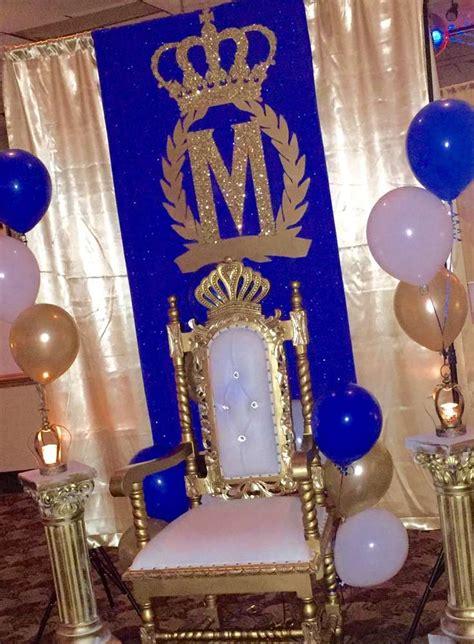 royal themed events royal prince birthday party ideas prince birthday party