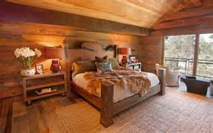 Rustic Looking Bedrooms - how to design a rustic bedroom that draws you in