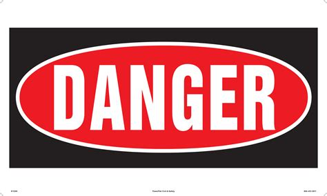 The Danger danger sign related keywords danger sign