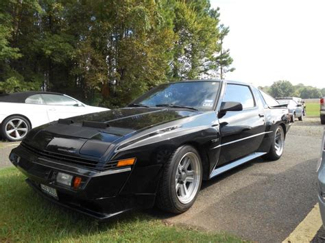 chrysler conquest custom 1987 chrysler conquest tsi specs old parked cars 1987