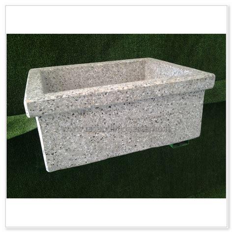 lavelli da esterno in pietra lavello da giardino pilozzo in graniglia levigata 254