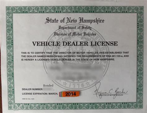 be sure you a dealer license before holding a bid sale dealer bid sale news